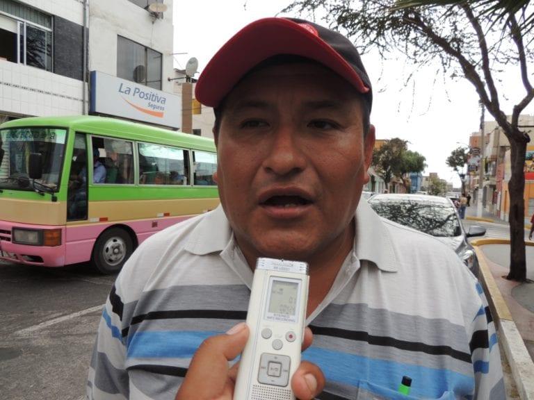 Construcción civil espera reinicio de obra del muro de contención en Miramar