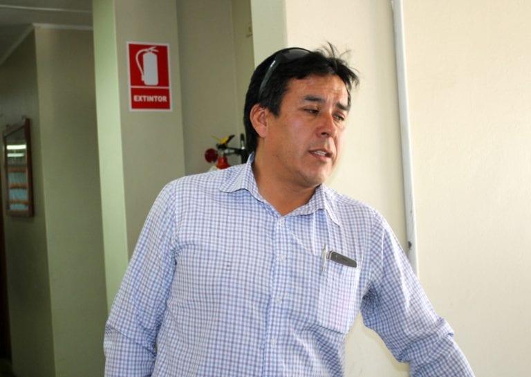 Se quedó como aspirante de candidato: JEE le dijo adiós a lista de Carlo Bopp Salas