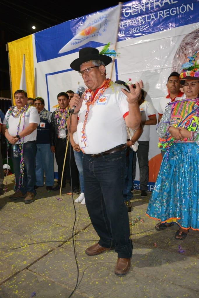 Presentan tacha contra el candidato de UPP Carlos Carrera para el Gobierno Regional de Moquegua