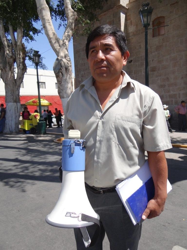 Afiliados al SUTER pedirán destitución del gerente regional de Educación