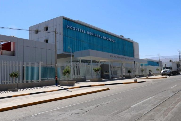 Nuevo hospital de Moquegua con viejas mañas corruptas