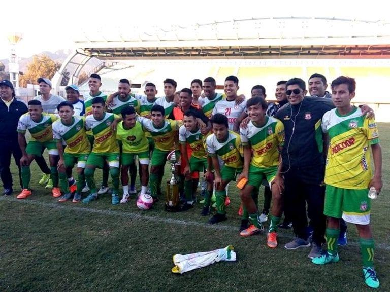 San Cristóbal CREDICOOP se coronó Campeón de la Etapa Provincial Copa Perú en Mariscal Nieto