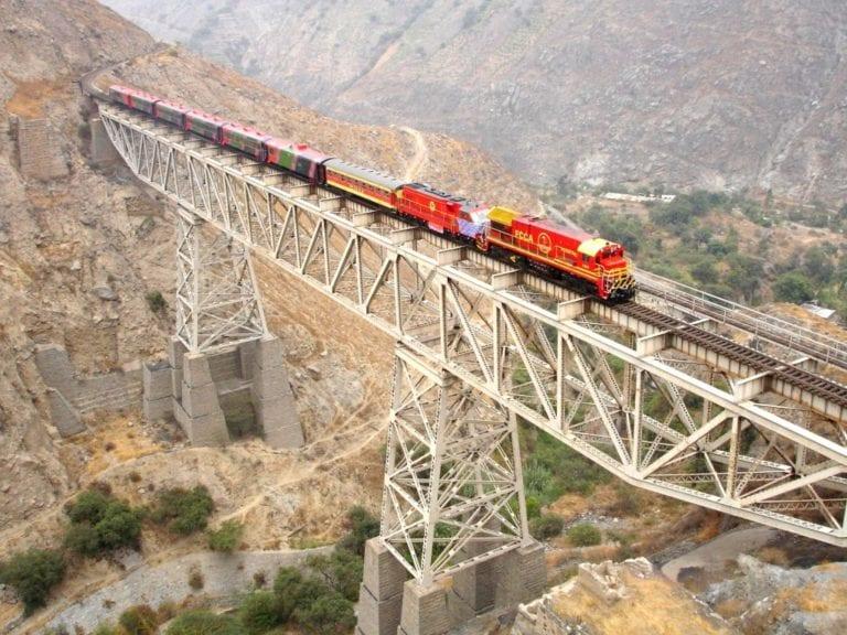 ¿El tren bioceánico central, oportunidad perdida?