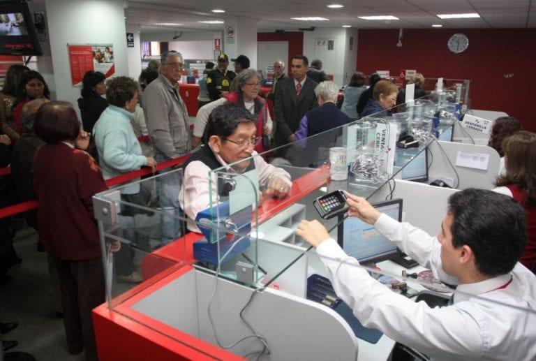 Bancos ya no podrán embargar cuentas sueldo de clientes por deudas