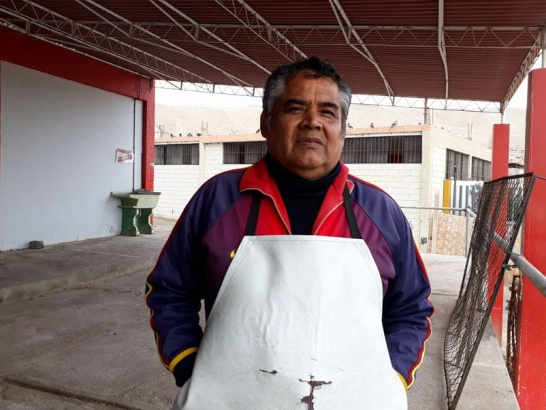 Gerente municipal señala que no se hará nada en el mercado Pacocha