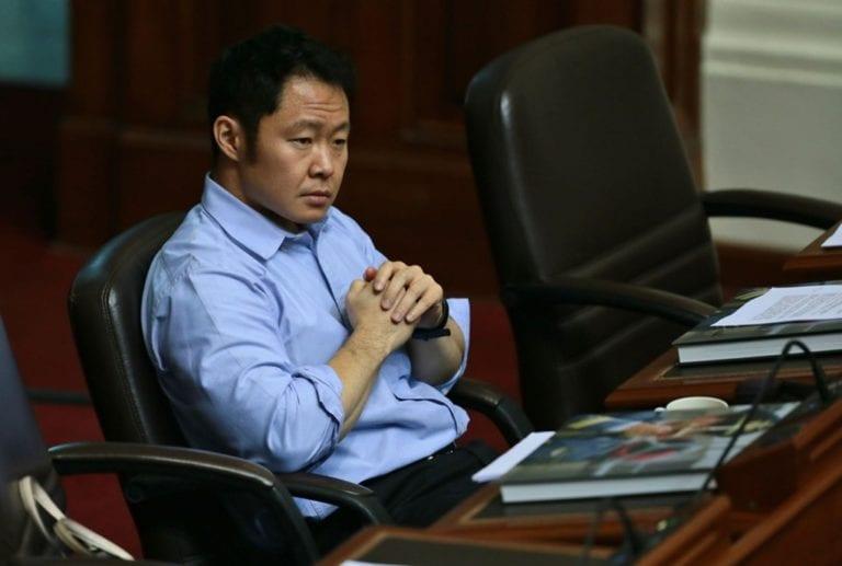 Kenji Fujimori: el 21 de julio continuará audiencia de control de acusación