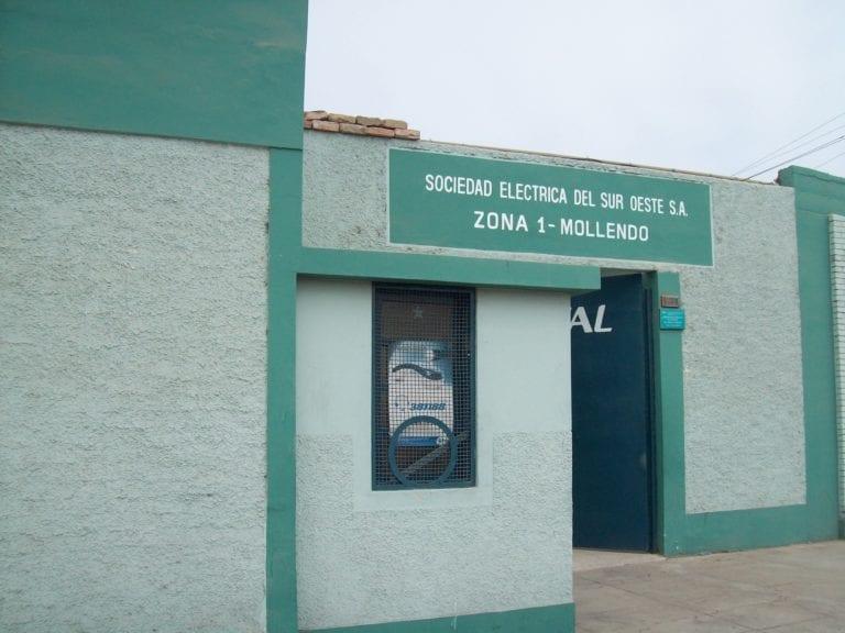 Manifestantes propiciaron corte de energía en Punta de Bombón