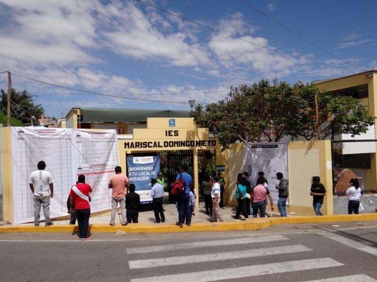 Ciudadanos que no pudieron votar pueden tramitar dispensa ante el JNE