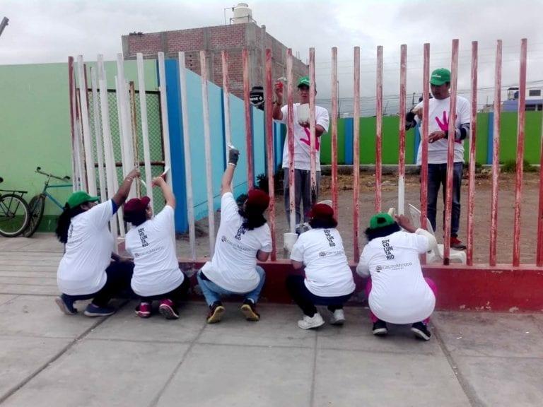 Día del Voluntariado cambiará el rostro a Club Colón