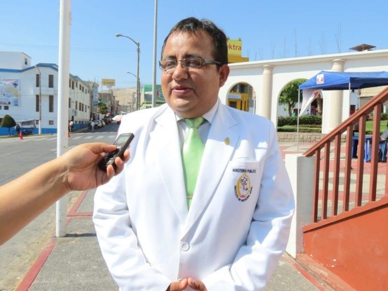 Poder Judicial programa audiencia de prisión preventiva contra ex jefe de Medicina Legal