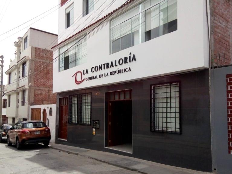 Contraloría detecta irregular designación de funcionarios en municipalidades de Moquegua