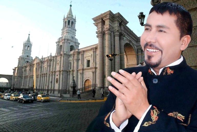 ONPE al 99.95 %: Elmer Cáceres es el virtual gobernador regional de Arequipa
