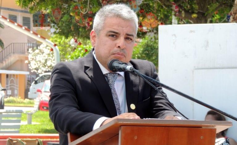 Municipio de Pacocha adquiere equipos termo nebulizadores para desinfección