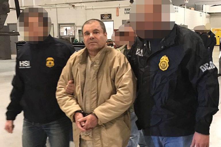 Joaquín El Chapo Guzmán es declarado culpable de narcotráfico en Nueva York