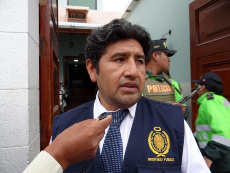 Ocho años de prisión para dos ex funcionarios de municipalidad de Cuchumbaya