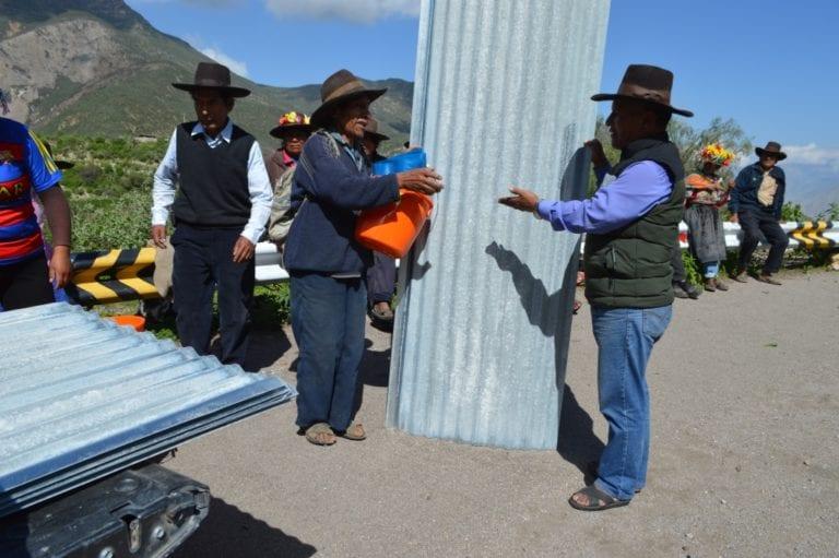 Pobladores de Sotolojo solicitan ejecución de proyecto de agua potable