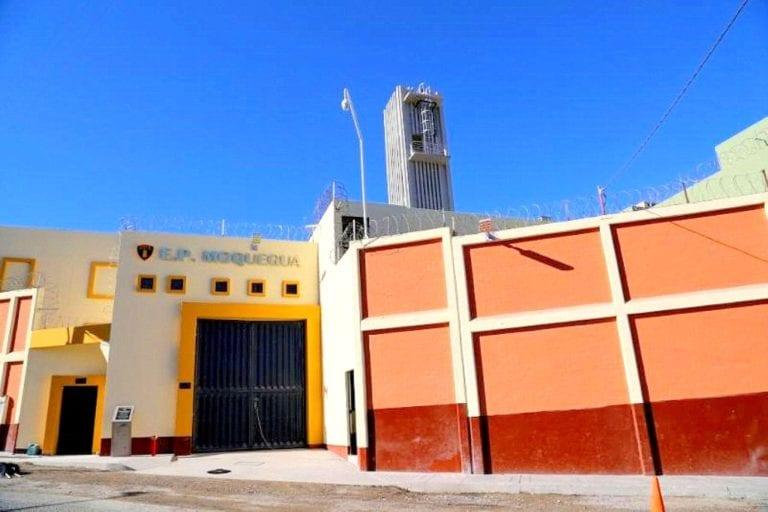 Intervenidos por hurto en clínicafueron internados en penal de Samegua