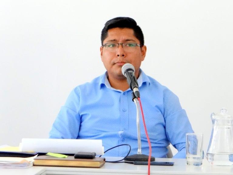 Solicitan a Zenón Cuevas hacer la corrección en presunto acto de corrupción en Hospital Regional