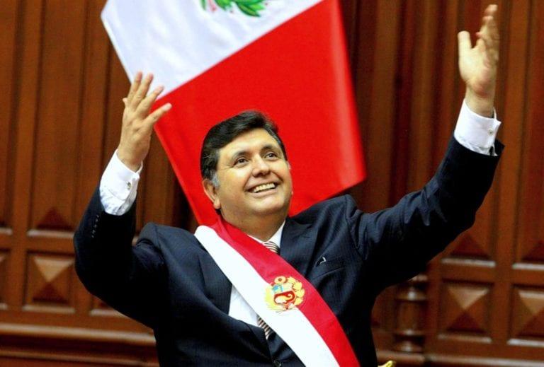 Memoria a Alan García Pérez, dos veces presidente del Perú