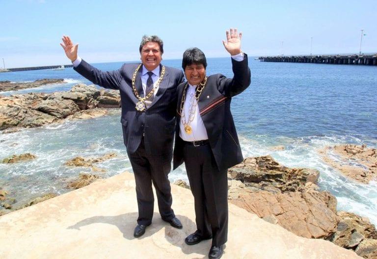 Presidentes lamentan la muerte del exmandatario peruano Alan García