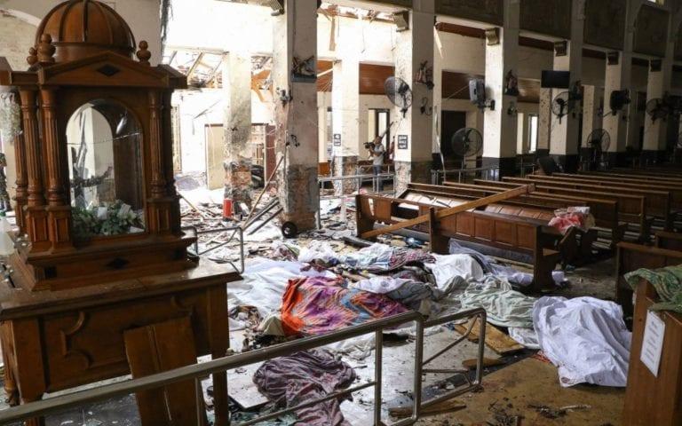 Los atentados en Sri Lanka fueron «en represalia» por la masacre en Nueva Zelanda