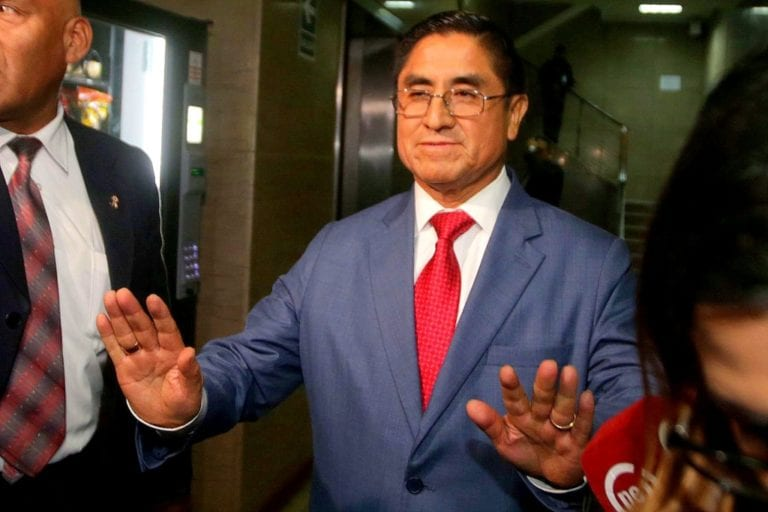 Abogado de Hinostroza calcula que en quince días habrá una respuesta sobre extradición