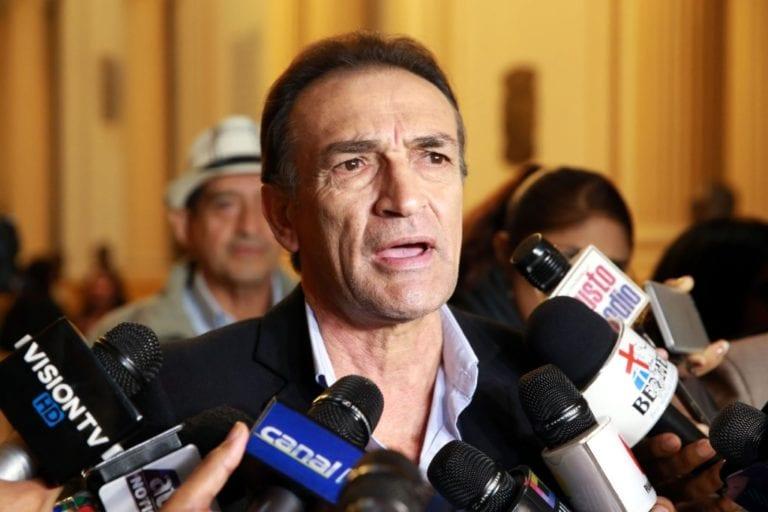 Fiscal de la Nación presentó denuncia constitucional contra Héctor Becerril