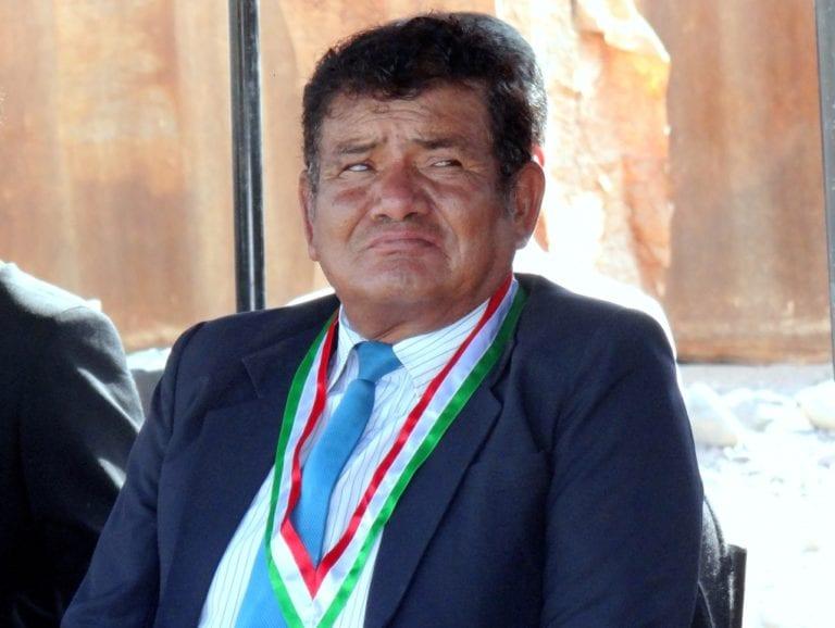 Suspendido Manuel Gamero empecinado en recuperar la alcaldía de Los Ángeles