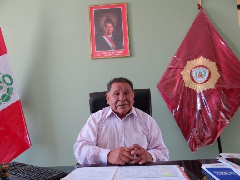 Prefecto pide a dirigentes que cuenten con inscripción en Registros Públicos
