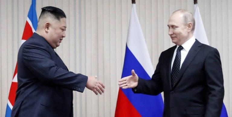 Cinco claves de la primera cumbre entre Vladímir Putin y Kim Jong-un