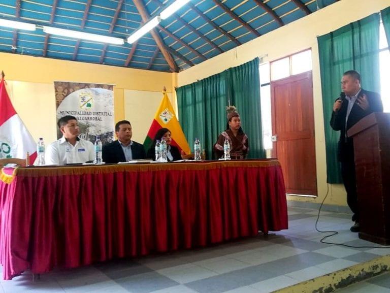 Presentan programa de festejos por el 49° aniversario de El Algarrobal