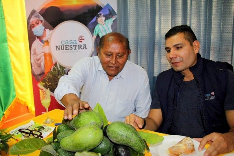 Lanzan el Festival de la Palta Samegua 2019 y capacitación a productores moqueguanos