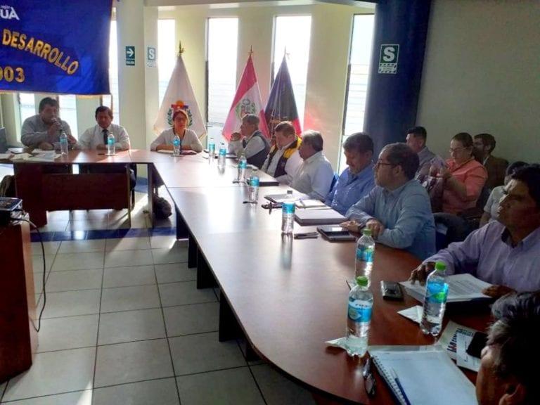 Reunión del comité de monitoreo de acuerdos con Anglo American será el lunes