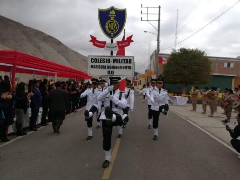 Realizan actividades por Fiestas Patrias en El Algarrobal