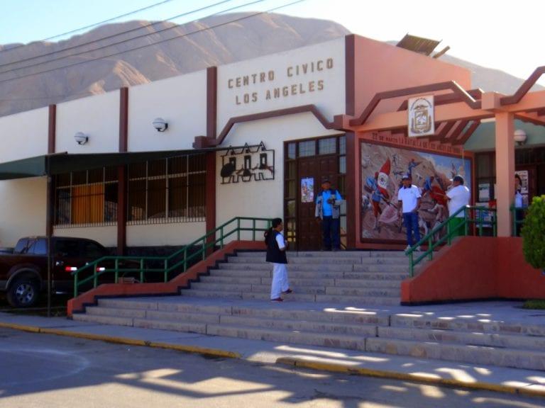 Realizan con éxito feria en el Centro Poblado Los Ángeles