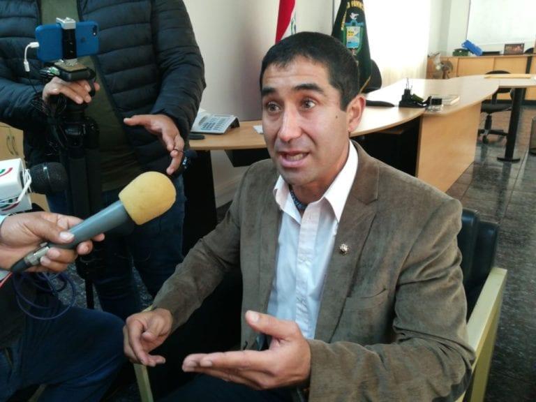 Alcalde Rivera aclara que nunca se pidió declarar estado de emergencia
