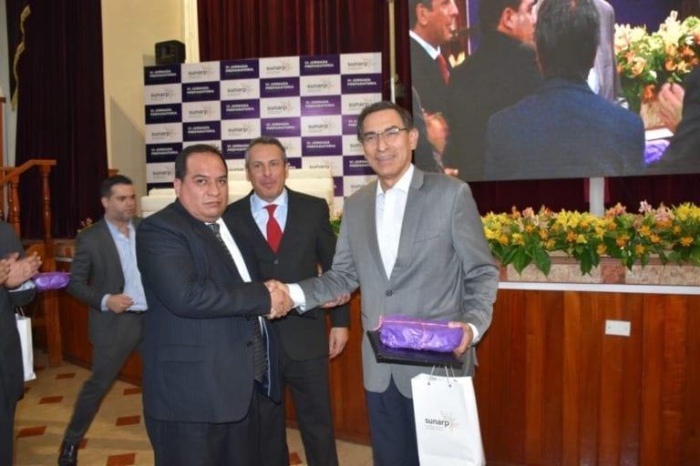 Jornada preparatoria al XVII Congreso Anual de Derecho Registral se llevó a cabo en Moquegua