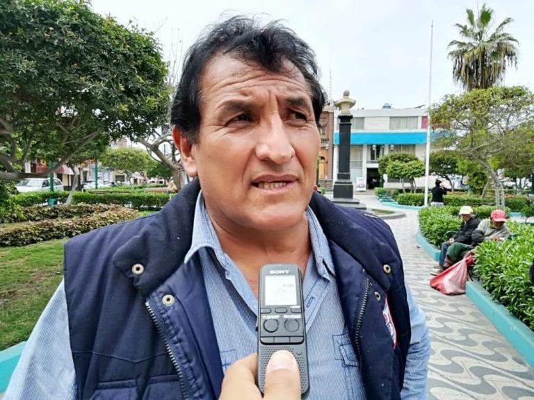 """Javier Miranda: """"Southern debe paralizar cualquier acción sobre Tía María"""""""