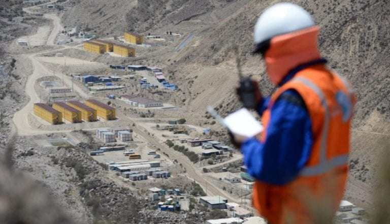 Culminan primer borrador para Nueva Ley de Minería