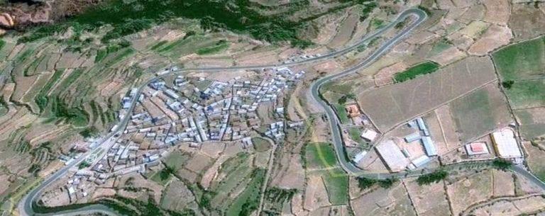 Subgerente de Desarrollo Económico de municipio de Carumas sufre accidente