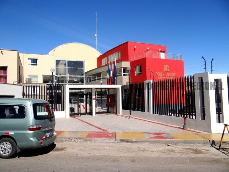 Personal administrativo del Poder Judicial suspende sus labores