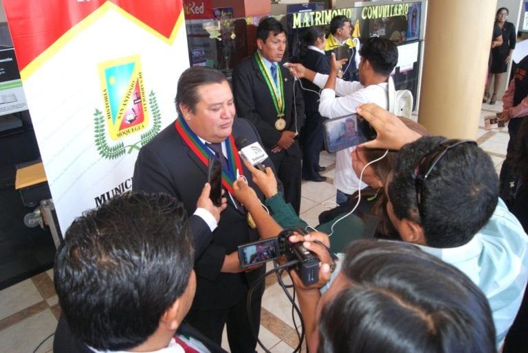 Descontento por incumplimientos de Quellaveco, hoy en agenda en reunión de alcaldes con presidente Martín Vizcarra
