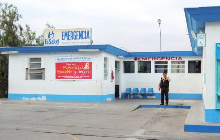 Tres mueren por covid-19 en el Hospital de EsSalud de Ilo en las últimas 24 horas