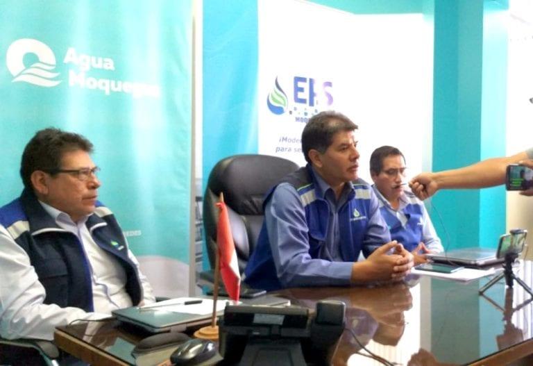 EPS tiene autorización para verter agua residual al río Moquegua