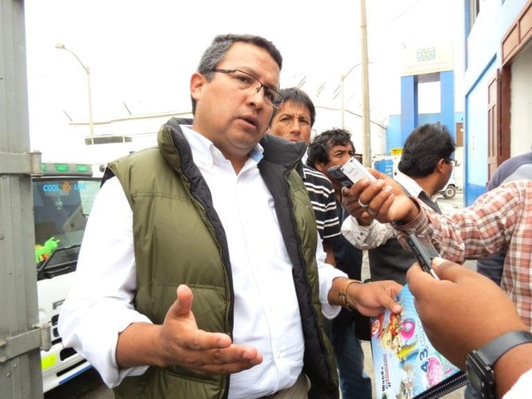 Postergan audiencia contra ex funcionario Jonathan Ríos Morales