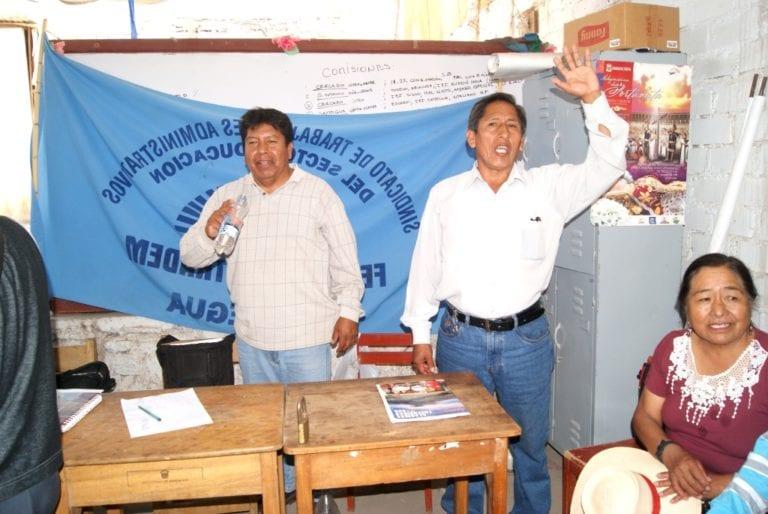 Sitrade Moquegua convoca a elecciones