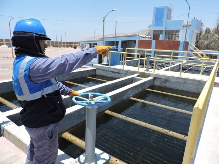 Obras ejecutadas por casi S/ 1.5 millones favorecen a 85 mil pobladores de Ilo con más horas de agua
