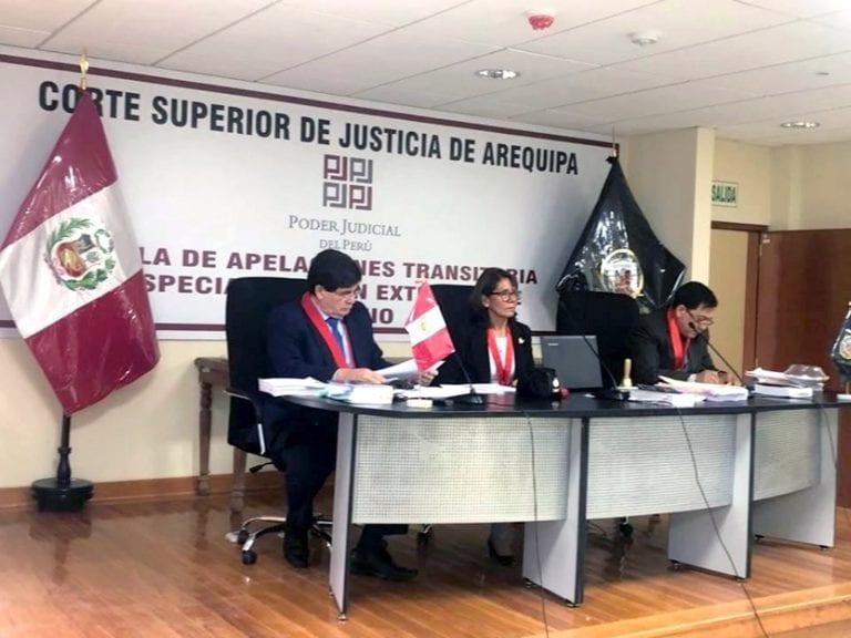 """Inician apelación sobre prisión para integrantes de """"El ladrillo sindical del sur"""""""