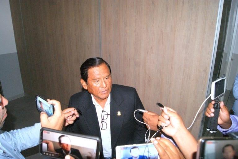 Gobernador regional pide a OCI investigue presunto hecho de corrupción en Hospital Regional