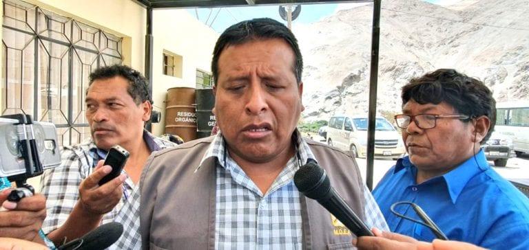 GRM no transfiere proyecto de reforestación al municipio distrital de El Algarrobal